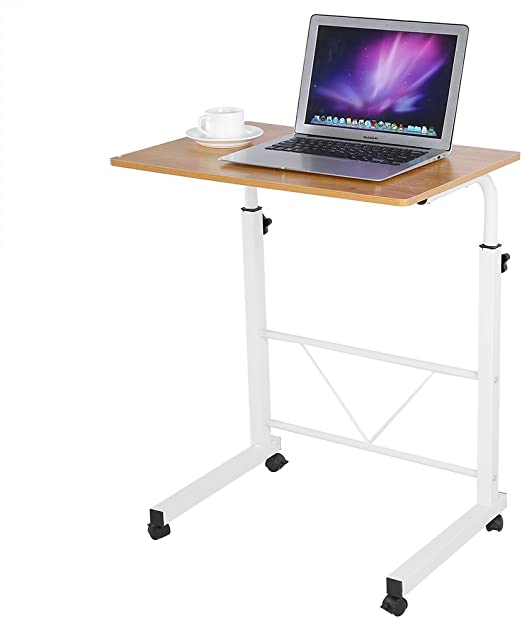 Mesa ajustable para computadora portátil, escritorio para ...