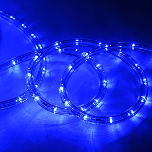 PYSICAL-110V-2-Wire-Waterproof-LED-Rope-Light-Kit-for-Background-LightingDecorative-LightingOutdoor-Decorative-LightingChristmas-LightingTreesBridgesEaves