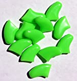 Soft Nail Caps For Dog Claws GREEN XXL SIZE * Purrdy Paws Brand, My Pet Supplies