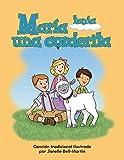 María tenía una corderita (Mary Had a Little Lamb) Lap Book (Literacy, Language, & Learning) (Spanish Edition)