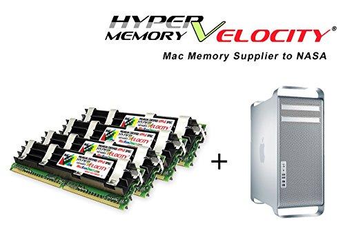 Certified HyperVelocity 16GB Mac Pro 4X 4GB DDR2 800 ECC FB DIMM Memory Kit