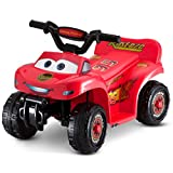 Cars Electric Ride on, Red