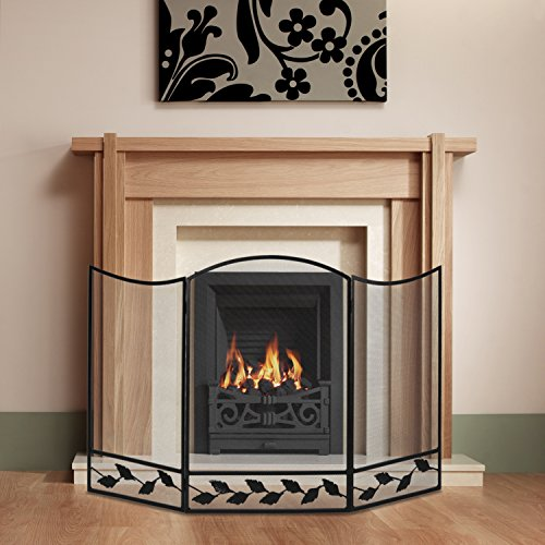 fireplace arch screen - 8