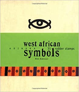 Amazon.com: West African Adinkra Symbols: 31 Rubber Stamps