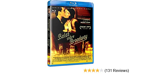 Amazon.com: Bullets Over Broadway (1994) [ Blu-Ray, Reg.A/B/C Import - Spain ]: Movies & TV