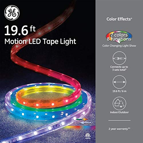 Ge Led Lights Color Effects in US - 4