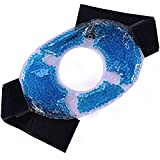 Knee Ice Pack Flexible Cold Gel Pain Relief One Size ACL/LCL Injury Swelling Arthritis Osteoarthritis Tendinitis Strain Surgery Recovery