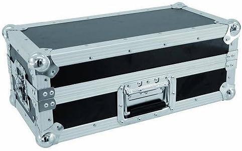 Roadinger 30111570 MCA-19 - Caja para mesa de mezclas (4HE), color negro: Amazon.es: Instrumentos musicales