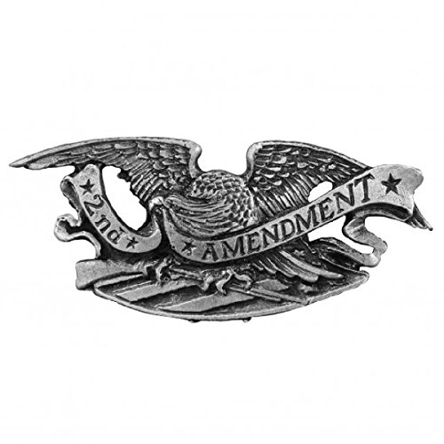 2nd Amendment Eagle Biker Harley Rider Mc Jacket Vest hat Biker ()