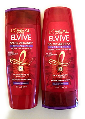 LOreal Vibrancy Intensive Shampoo Conditioner