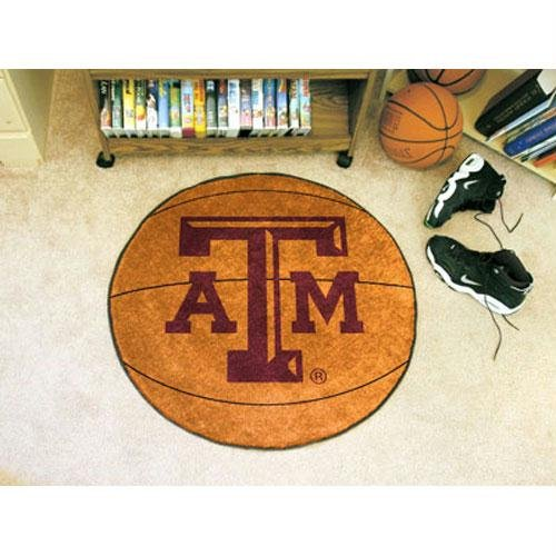 Texas A&M Basketball Rugs 29