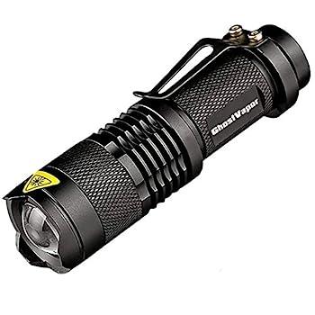Top Handheld Flashlights