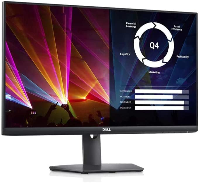 Dell S2721HSX 27-inch Thin Bezel Full HD 1920 x 1080 IPS LED Monitor with HDMI & Display Port