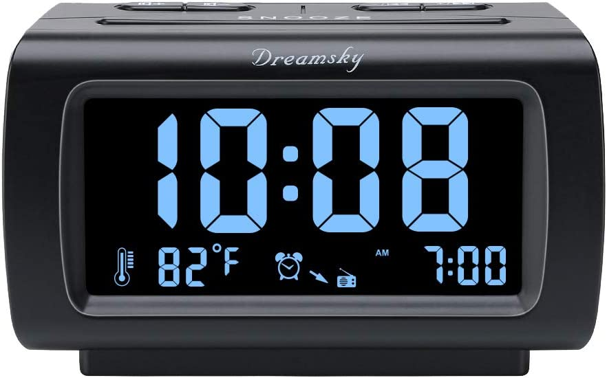 DreamSky Decent Digital Alarm Clock