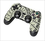 DreamController Top Rated Best PS4 Controller - Comes with COOL Custom Design & Extreme Features like rapid fire, auto spot, jump spot, drop and auto Burst & Much More. (Money)