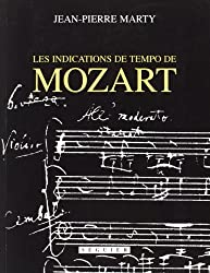 Les Indications de Tempo de Mozart