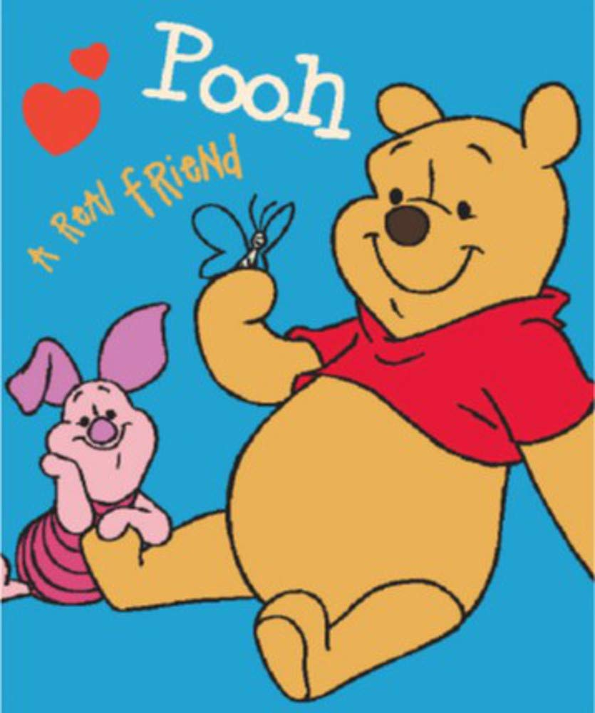 Couverture polaire Winnie The Pooh CTL59311A