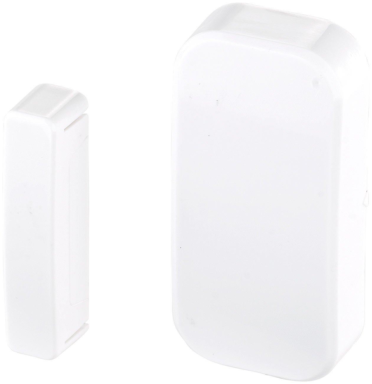 VisorTech Funk-Tür- und Fenster-Sensor für Alarmanlage XMD-4400.pro & -5400.wifi