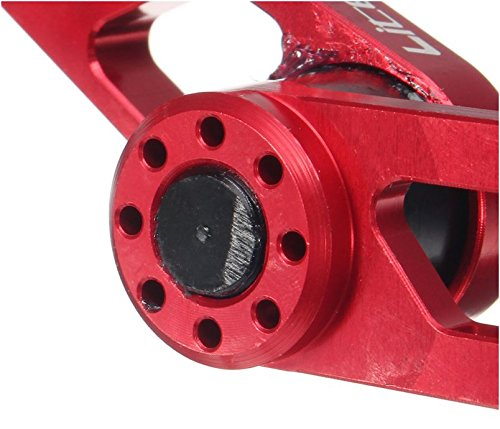 MD Group Bike Chain Speed Single Converter Bicycle Tensioner Adjuster Aluminium Red MTB Folding by MD Group (Image #4)