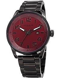 Akribos XXIV Men's Quartz Stainless Steel Casual Watch,...
