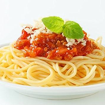 60 Spaghetti Boloñesa proteínas – Dieta proteína.: Amazon.es ...