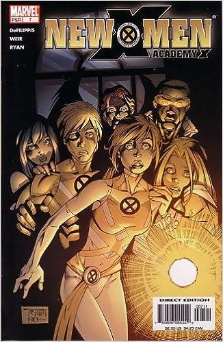 New X-Men, Academy X, #7 (Comic Book)