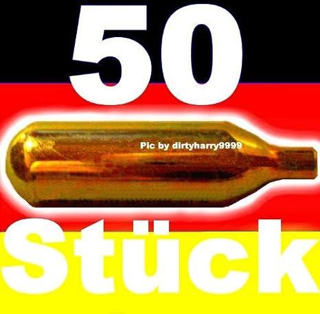 50 capsules de bi/ère pour le CO2 BierMaxx Zapfprofi