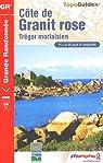 Côte de Granit rose : Trégor morlaisien ; GR 34 par Côtes-d'Armor