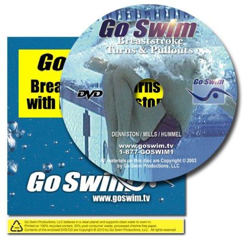 Go Swim Breaststroke Turns & Pullouts