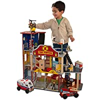 Kidkraft Deluxe Fire Rescue Set (Discontinued by manufacturer)