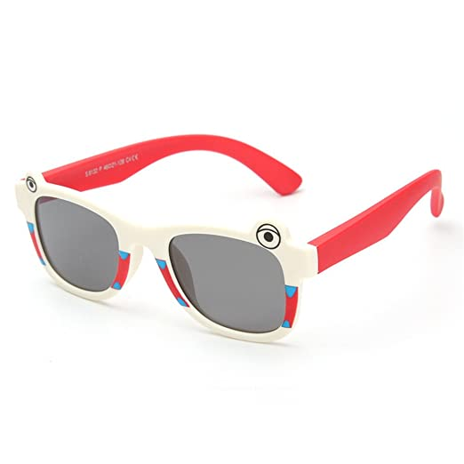 Gafas de sol estilo deportivo para niños Diseño lindo del ...
