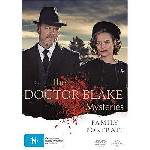 "Doctor Blake Mysteries ""Family Portrait""Region 2 & 4"