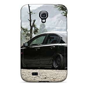 Durable Flushed Honda Civic Back Case/cover For Galaxy S4