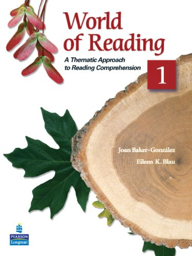 World of Reading 1: A Thematic Approach to Reading...