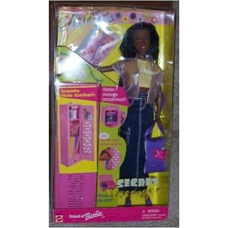 Amazon com: Secret Messages Christie Friend of Barbie 1999: Toys & Games