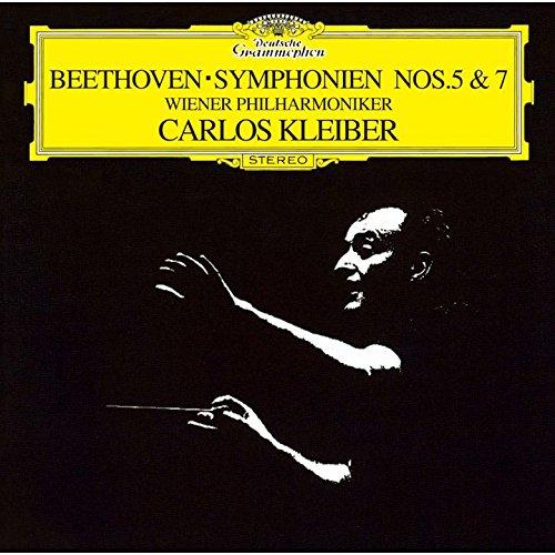 カルロス・クライバー(指揮) ウィーン・フィルハーモニー管弦楽団 / ルートヴィッヒ・ヴァン・ベートーヴェン:交響曲第5番「運命」・第7番