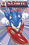 Sonic the Hedgehog #259 Sega Variant Cover