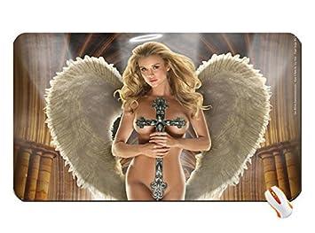 ángeles Mujeres Cruzar Abarquen Estratégicas Kupa Empapelado Papel