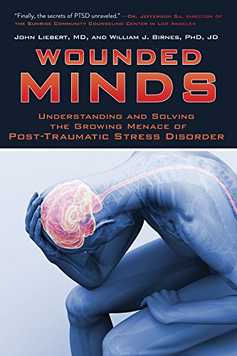 Wounded Minds: Understanding and Solving the Growing Menace of Post-Traumatic Stress Disorder by Skyhorse Publishing