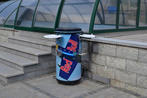 Party Kühlschrank Red Bull : Partycooler mobiler party kühlschrank auf rollen im red bull