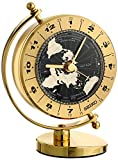 Seiko Golden Globe Desk and Table Clock