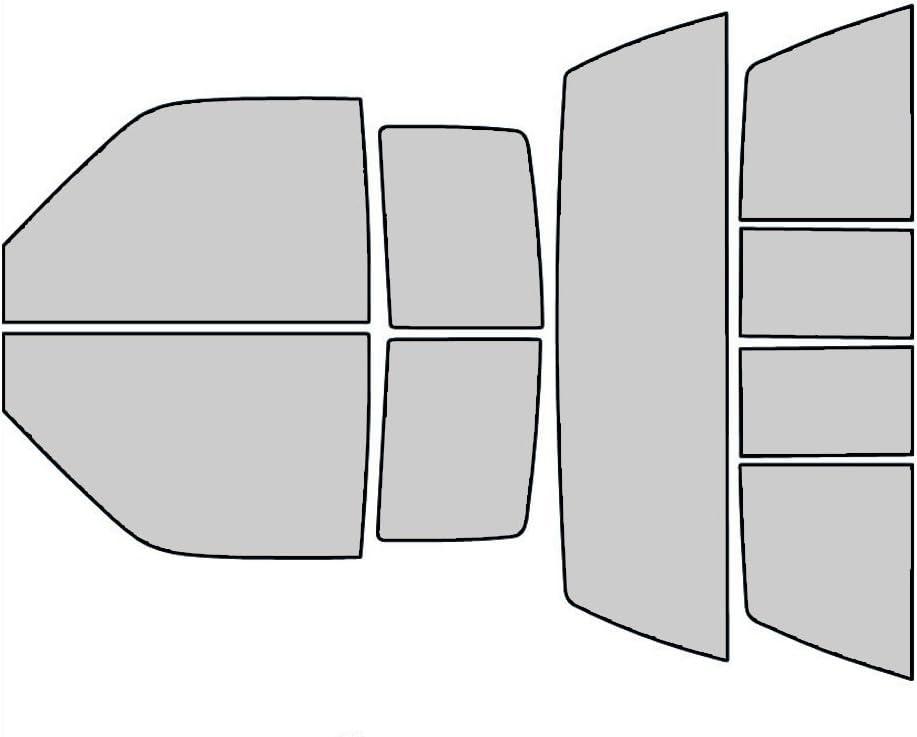 2 Door Installation Kit Rtint Window Tint Kit for GMC Sierra 1993-1999