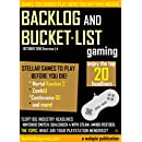 Backlog and Bucket List Gaming Issue 4