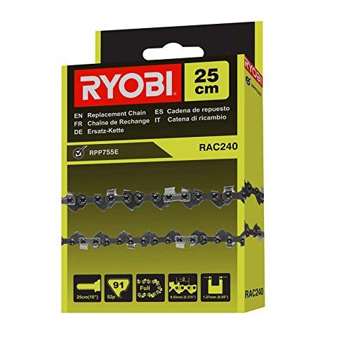 Ryobi RAC240 RAC240-Cadena para Sierras podadoras el/éctricas para RPP755E