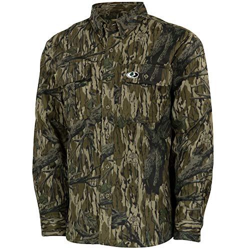 Mossy Oak Chamois Hunt Shirt