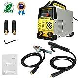 Hiwension IGBT 90V–260V /110V–220V Inverter arc Welder, AC DC 200 AMP High Quality