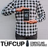 Tufcup Spittoon Bottle for Chewing Tobacco