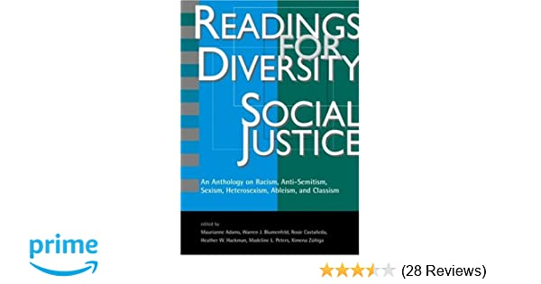 Readings For Diversity And Social Justice 3rd Edition Pdf