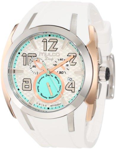 Mulco Unisex MW1-17186-014 Deep Shark  Chronograph Swiss Movement Watch