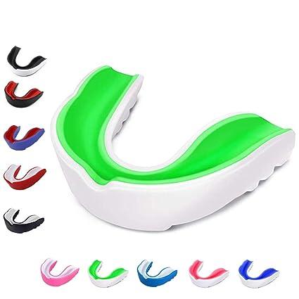 CT-Tebrun - Protector bucal deportivo para niños, jóvenes y ...